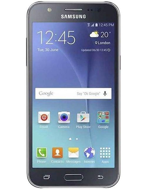 Samsung Galaxy J5 Smartphone 8GB 5inch Black SM J500F