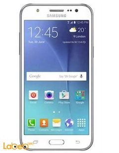 Samsung Galaxy J5 smartphone - 8GB - 5inch - White - SM-J500F