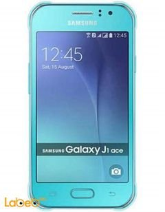 Samsung Galaxy J1 Ace smartphone - 4GB - 4.3 inch - Blue color
