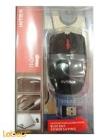 Intex wireless computer mouse Black IT OP83