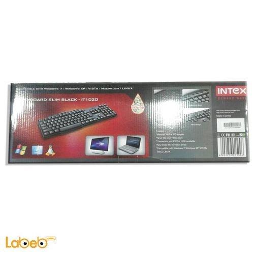 لوحة مفاتيح لاسلكية سليم اوبيرا انتيكس اسود IT 1020