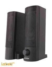 سماعات تشغيل انتيكس 2.0 للكمبيوتر اسود تردد 20 هيرتز