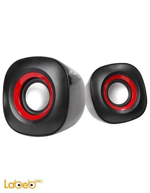 Intex black & red IT 355