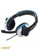 سماعات رأس انتيكس للهواتف الذكية لون اسود IT HS501