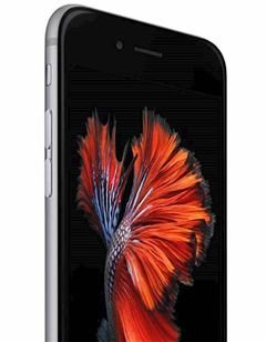 Apple iPhone 6S smartphone - 64GB - black color - model A1633