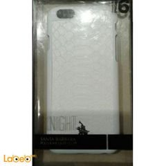 Santa Barbara Polo back cover - for iphone 6 - white color