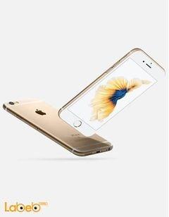 موبايل ايفون 6 ابل - 64 جيجابايت - ذهبي - 4.7 انش - A1549