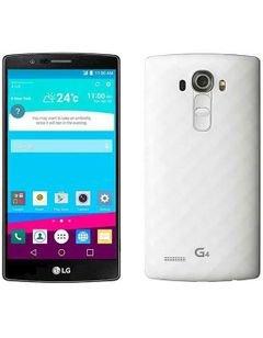موبايل ال جي G4 - ذاكرة 32 جيجابايت - لون ابيض - LG G4