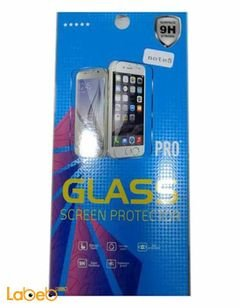 9H Glass Screen protector for Samsung note 5 - very strong - clear