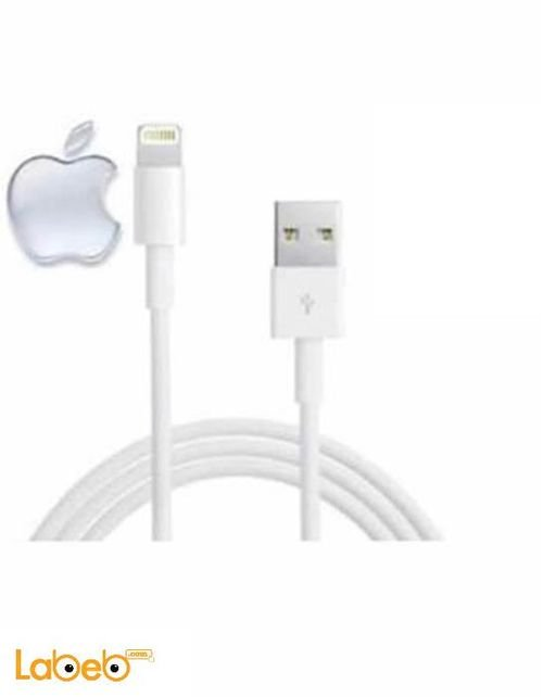 charger and sync cable for iphone 6 white