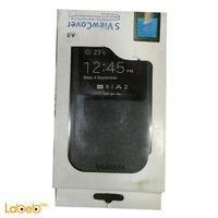 غطاء اس فيو كوفير لسامسونج جلاكسي A8 لون اسود S ViewCover