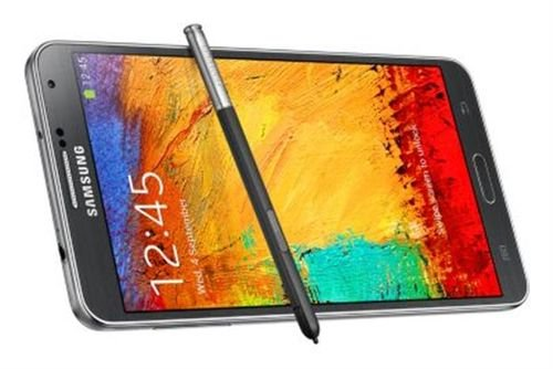 قلم موبايل سامسونج جلاكسي نوت 3 أسود SM-N9000