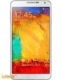 موبايل سامسونج جلاكسي نوت 3 32 جيجابايت لون أبيض SM-N9005