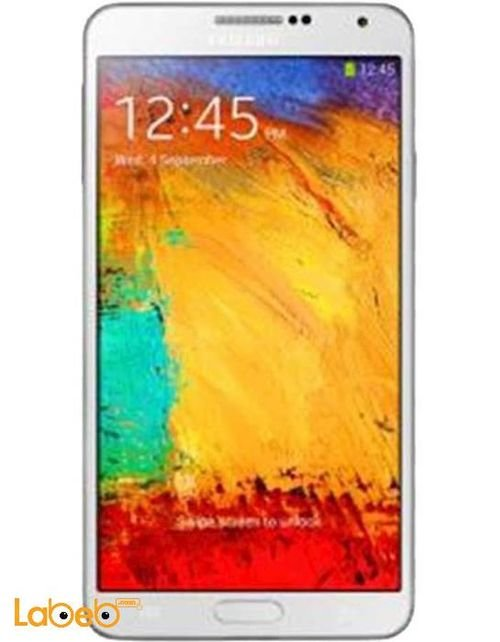 white galaxy note 3 32GB SM-N9005