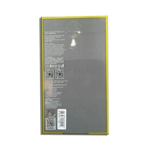 غطاء حماية DR.V روك لموبايل ايفون 6S لون شفاف اسود