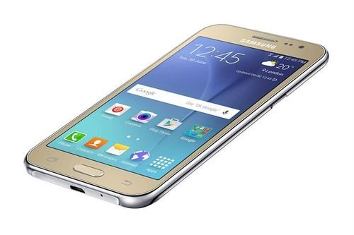 Samsung galaxy J2 screen Gold color