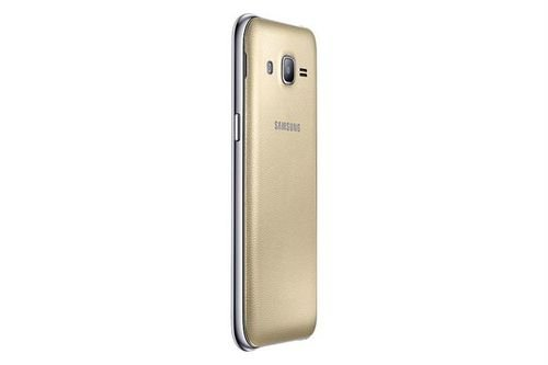 Gold Samsung galaxy J2