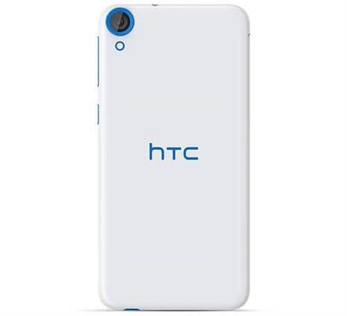خلفية موبايل HTC ديزاير 820G بلس OPMG200 بلون أبيض وأزرق 16G