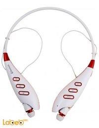 سماعات لاسلكية LG بلوتوث 4.0 لون أبيض موديل S740T