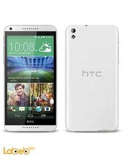 موبايل HTC ديزاير 816G دوال - 8 جيجابايت - ابيض - Desire 816G