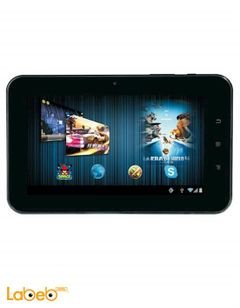 Enet Smart Tablet PC - 8GB - 7 inch - black color - PC-708