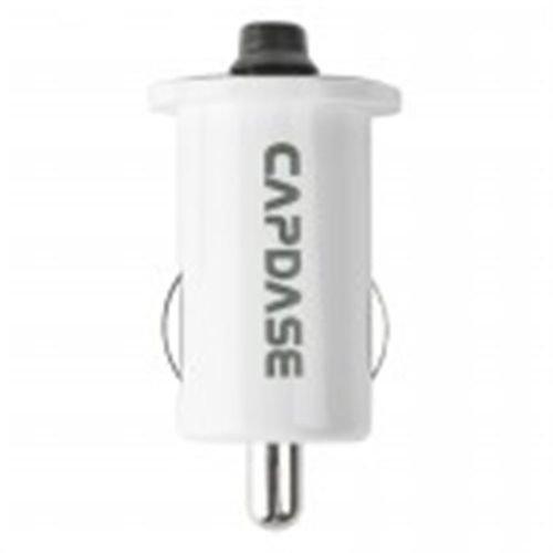 شاحن Boosta Z4 كابدس للسيارة 4 منافذ USB ابيض CA00-7B02