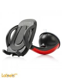 Capdase Sport Car Mount - Red color - HR00-SP11