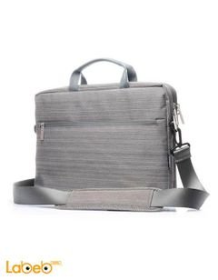 Capdase Gento Macbook bag - grey color -11 inch - MKAPMBA11 G10G