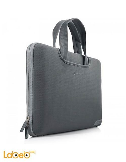grey Capdase Gento Macbook PK00M130 C003