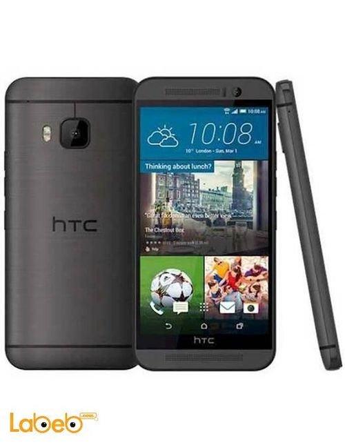 موبايل HTC ون ام 9 بلس 32 جيجابايت رمادي HTC One M9