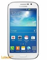 White Samsung Galaxy Grand Neo Plus smartphone