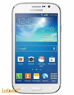 Samsung Galaxy Grand Neo Plus smartphone - 8GB - White -GT I9060I