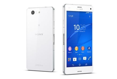 Sony XPERIA Z3 Compact 16GB 4.6Inch 20.7 MP White color