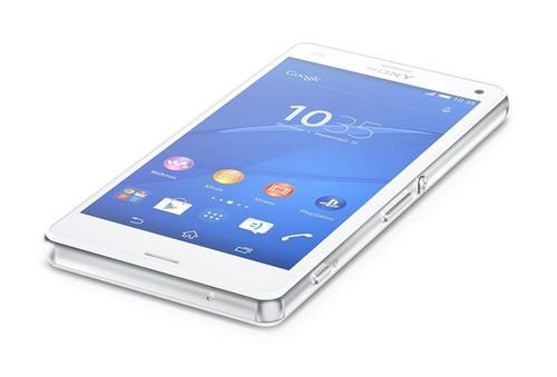 White Sony XPERIA Z3 Compact 16GB 4.6Inch 20.7 MP