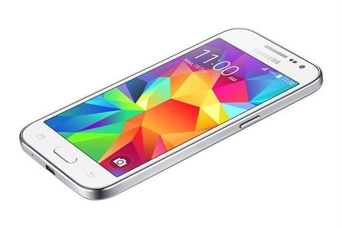 White Samsung Galaxy Core Prime