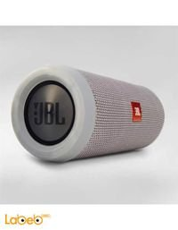 سماعات بلوتوث JBL فليب 3 مقاوم للماء رمادي JBLFLIP3GRAY