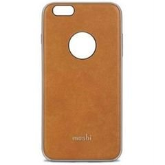 Moshi Leather Case for iPhone 6 Plus - yellow - 99MO080103