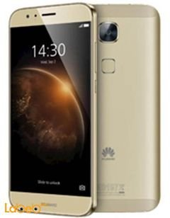 Huawei G8 smartphone - 16GB - 5.5 inch - 13MP - Gold color