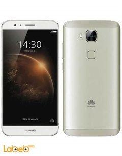 موبايل هواوي G8 - ذاكرة 32 جيجابايت - لون فضي - Huawei G8