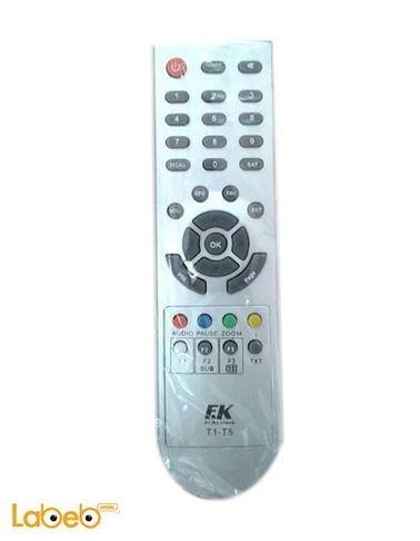 جهاز تحكم عن بعد EK للتلفاز - خرومي - موديل T1-T5