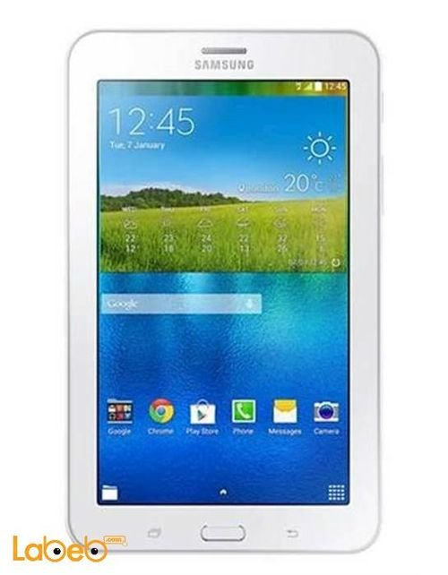 White Galaxy Tab 3 Lite 8GB
