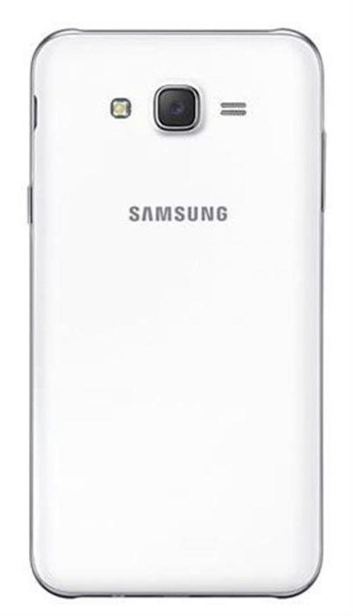 Samsung Galaxy J7 Smartphone back 16GB White