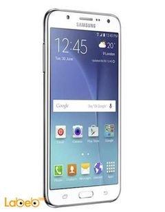 موبايل سامسونج جلاكسي J7 - ذاكرة 16 جيجابايت - 3G - أبيض