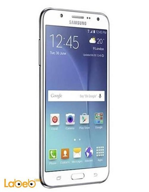 Samsung Galaxy J7 Smartphone 16GB 3G White