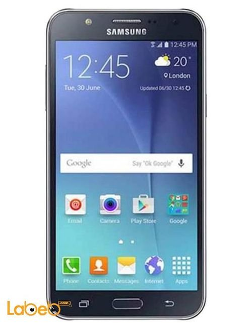 Black Samsung Galaxy J7 Smartphone 16GB