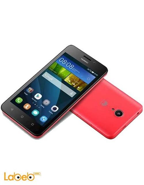 Huawei Y635 smartphone 4GB 5 inch red color