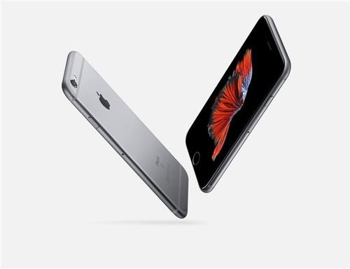 Apple iPhone 6S smartphone 128GB 4.7inch 4G LTE grey