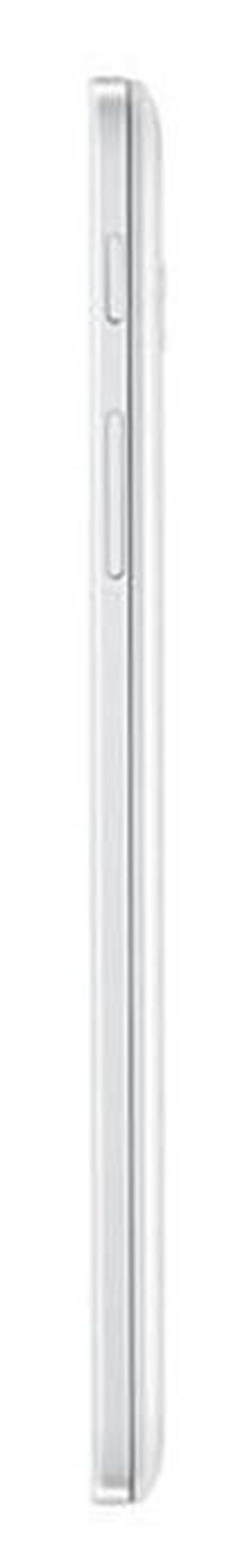 طرف تابلت سامسونج جلاكسي تاب 3 لايت 8 جيجابايت خاصية اتصال 3G ابيض