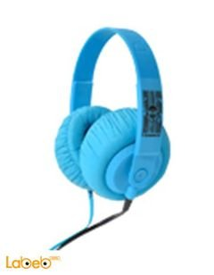 SDJ 650 iDance Lifestyle DJ HeadPhone - Blue color