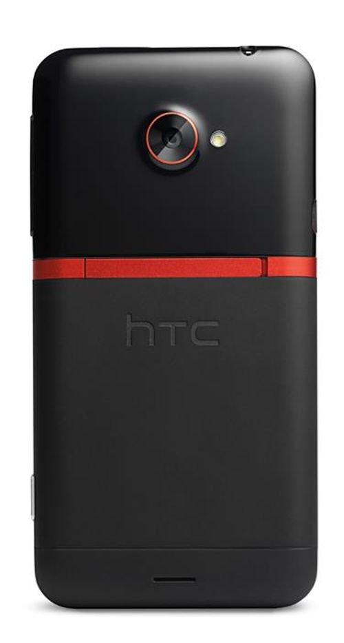 back Black HTC Evo 4G Lte 1GB